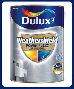 sơn Dulux ngoài trời Weathershield PowerFlexx