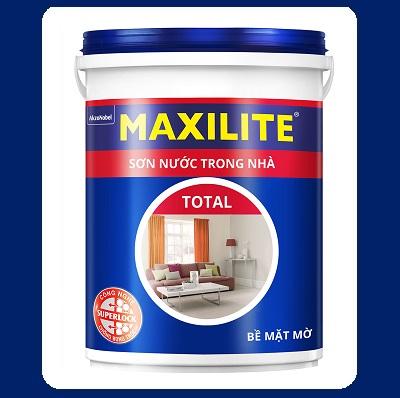 sơn trong nhà Maxilite