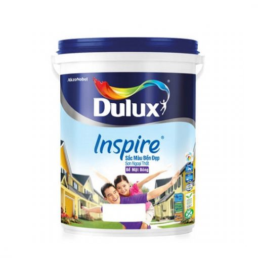 dulux inspire bề mặt bóng 510x510 - SƠN DULUX INSPIRE-79AB-NGOẠI THẤT- Bề mặt bóng 18 LÍT