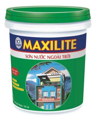 son maxilite thung 18 lit548 318x400 - Sơn nào tốt nhất hiện nay?