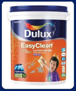 sơn Dulux lau chùi hiệu quả sáng bóng