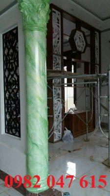 cột nhà giả đá cẩm thạch 225x400 - Chất lượng của sơn Dulux?