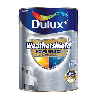 weathershield powerflex bong Copy - Các loại Sơn Dulux cao cấp, khá và giá rẻ
